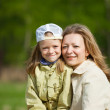 Mother with her daughter — Stock Photo #4618893