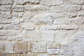 Wall at old house — Stock Photo