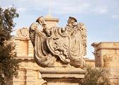 Emblem of Mdina — Stock Photo