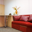 Interior of office room — Stock Photo