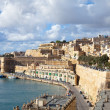 Stock Photo: View of Valletta, Malta.