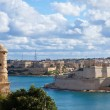 View of Valletta, Malta - Stock Photo