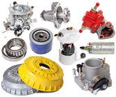 Automotive spare parts — Stock Photo