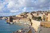 View of Valletta, Malta. — Stock Photo