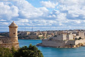 View of Valletta, Malta — Stock Photo