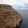 Stock Photo: Cliffs of Maltese islands