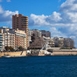 Stock Photo: View of Sliema
