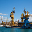 Stock Photo: Drydock