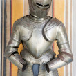 Knighty armour — Stock Photo