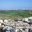 Top view of Rabat — Stock Photo