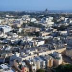 vista dall'alto di rabat — Foto Stock #4825730