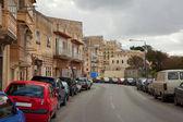 Ulice ve starém městě Evropské — Stock fotografie