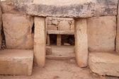 Mnajdra neolithic temples. Malta — Stock Photo