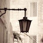 Retro photo of Vintage classic lantern — Stock Photo #4833671