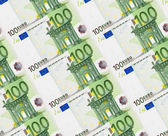 Background of euro banknotes — Stok fotoğraf