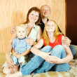 Happy family — Stock Photo #5152699