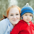 Mother with son — Stock Photo #5153030