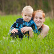 Mother with her son — Stock Photo #5154535