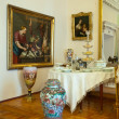 Interior of old nobility Palace — Stockfoto #5155081