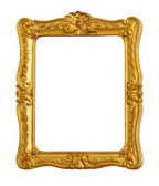 Gold frame — Stock Photo