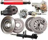 Automobile parts — Stock Photo