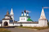 Alexandrovskiy monastery at Suzdal — Stock Photo