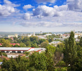 Vista da cidade de vladimir. rússia — Foto Stock