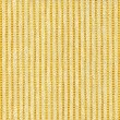 Yellow textile flax fabric wickerwork - Stock Photo
