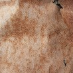 Texture of old ferruginous metal — Stock Photo