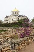 Chersonese の vladimirsky 大聖堂 — ストック写真