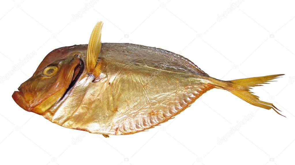 Smoked moonfish cured fish mola mola stock photo for Opah fish price