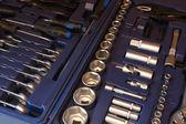 Набор рабочих инструментов — Стоковое фото