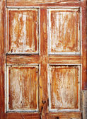 Brown texture of old door — Stock Photo