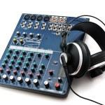Sound devices — Stock Photo