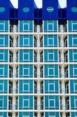 Edifício abstrato — Foto Stock