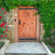 Stock Photo: Beautiful door
