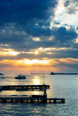 Sundown in Sevastopol — Foto Stock