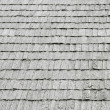 Seamless texture of wooden roof. — Stock Photo