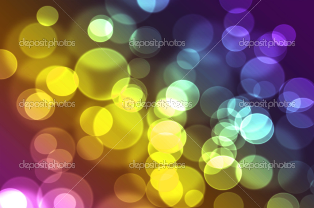Abstract bokeh background illustration bright — Stock Photo #3908355