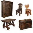 Furniture set — Stock Photo #2994659