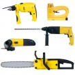 Tools set — Stockfoto