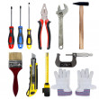 Tools set — Stock Photo #3549874