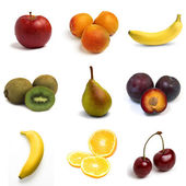 Fruit Sampler — Stock fotografie