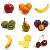 水果取样器 — 图库照片