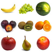 Frukt sampler — Stockfoto