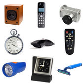 Group of objects — Stock Photo