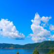 Calm Lake Baikal — Stock Photo