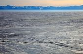 冷凍バイカル湖 — ストック写真