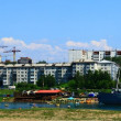 Irkutsk, Russia in summer. — Foto Stock