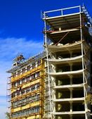 House under construction — Zdjęcie stockowe